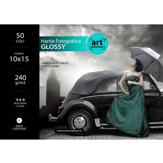 Hartie foto ArtDefinition Glossy 10x15 240g/mp CC [0]