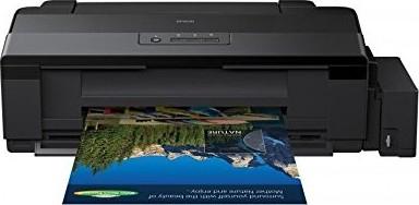 Imprimanta A3+ Epson L1300 + cartuse de mare capacitate (CISS) 0