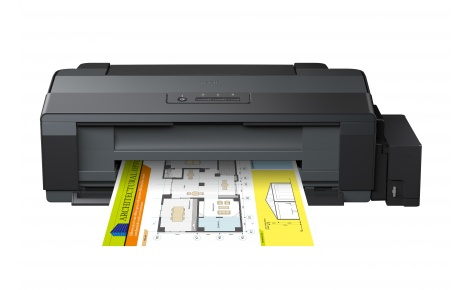 Imprimanta A3+ Epson L1300 CISS din fabrica si cerneala sublimare 1