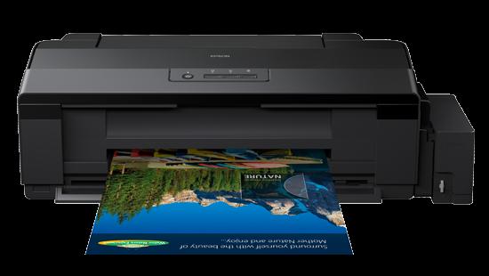 Imprimanta A3+ Fotografica Epson L1800 (cartuse de mare capacitate - CISS din fabrica) 1