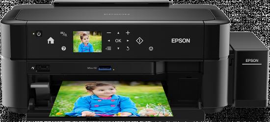 Imprimanta foto Epson L810 (cartuse de mare capacitate - CISS din fabrica) 0