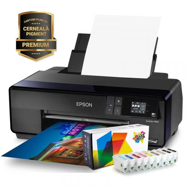 Imprimanta foto Epson SureColor SC-P600 0