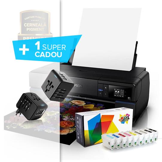 Imprimanta foto Epson SureColor SC P800 1