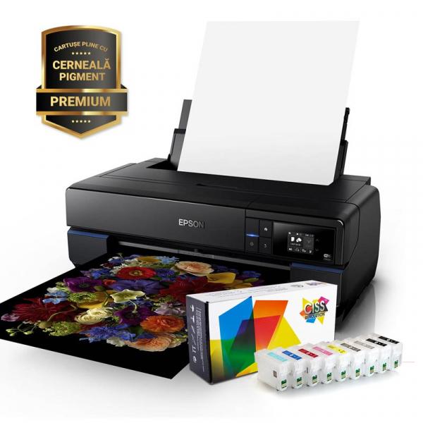 Imprimanta foto Epson SureColor SC P800 0