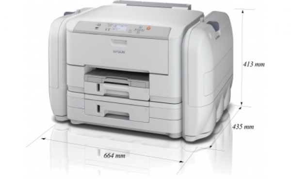 Imprimanta inkjet Epson WORKFORCE PRO WF-R5190DTW (RIPS) 3