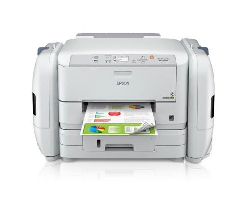 Imprimanta inkjet Epson WORKFORCE PRO WF-R5190DTW (RIPS) 0
