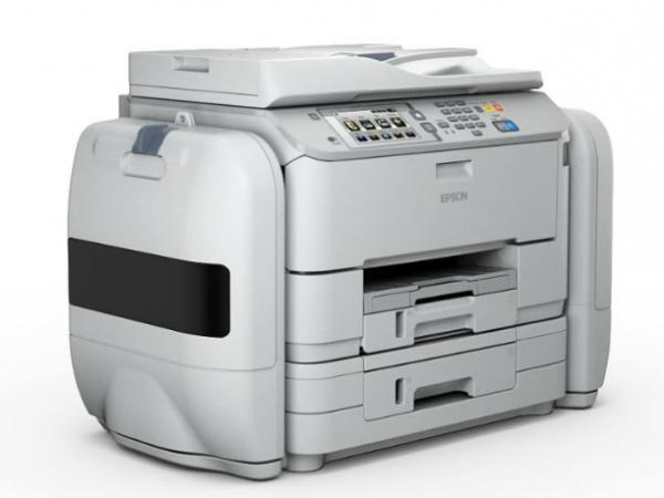 Imprimanta inkjet Epson WORKFORCE PRO WF-R5690DTWF (RIPS) 1