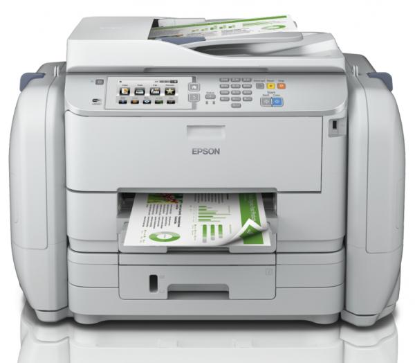 Imprimanta inkjet Epson WORKFORCE PRO WF-R5690DTWF (RIPS) 0
