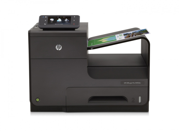 Imprimanta inkjet HP Officejet Pro X551 DW + sistem CISS 5