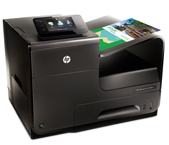 Imprimanta inkjet HP Officejet Pro X551 DW + sistem CISS 0