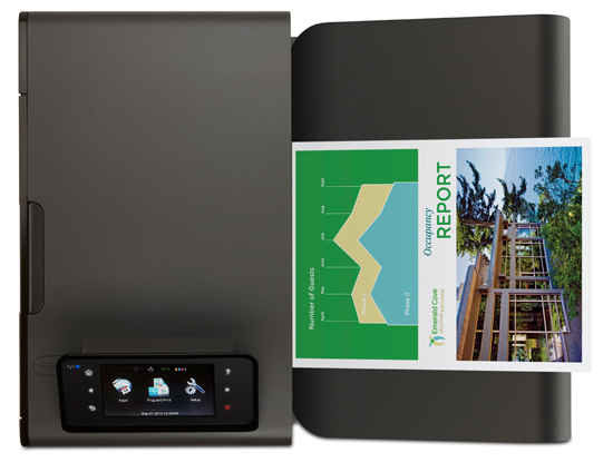 Imprimanta inkjet HP Officejet Pro X551 DW + sistem CISS 1