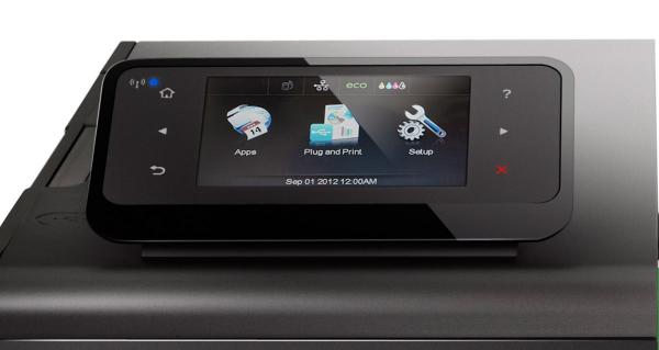 Imprimanta inkjet HP Officejet Pro X551 DW + sistem CISS 2