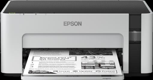Imprimanta Monocrom Epson EcoTank M1100 0