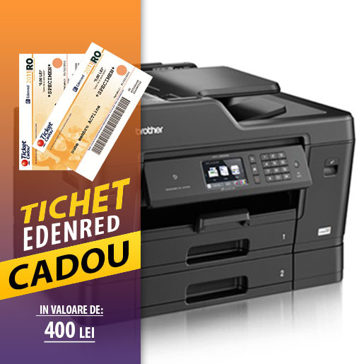 Imprimanta multifunctionala A3 inkjet Brother MFC-J3930DW [3]