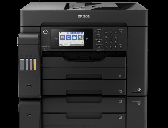 Imprimanta multifunctionala A3 inkjet Epson L15150 1