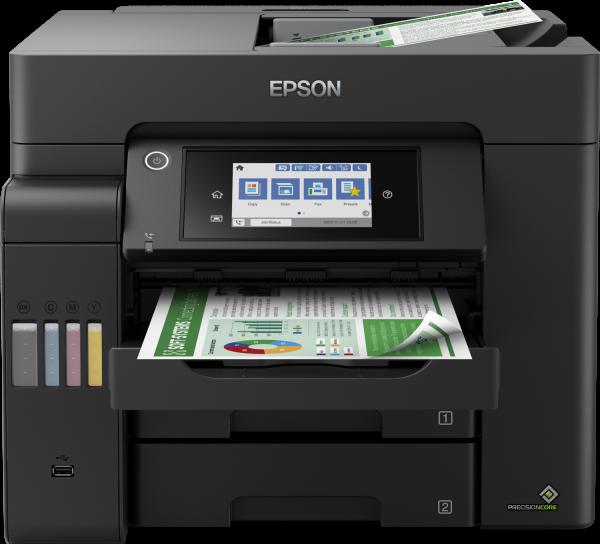 Imprimanta multifunctionala A4 inkjet Epson L6550 0