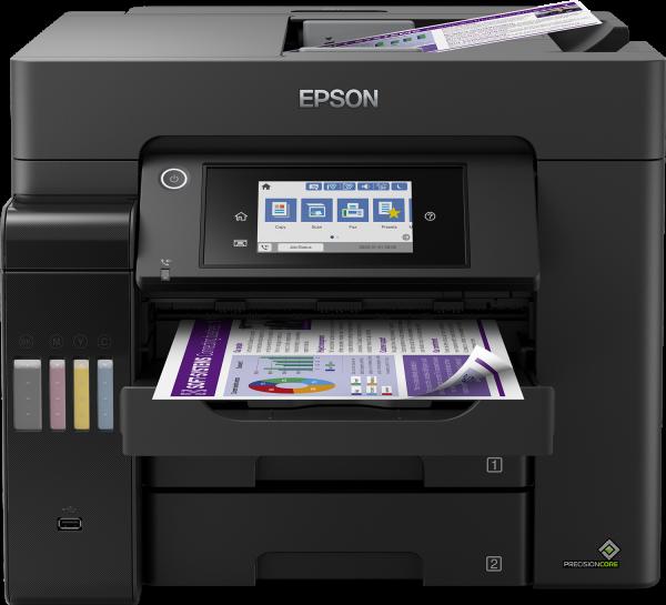 Imprimanta multifunctionala A4 inkjet Epson L6570 1