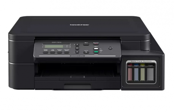 Imprimanta multifunctionala inkjet Brother DCP-T310 InkBenefit Plus 3-în-1 0