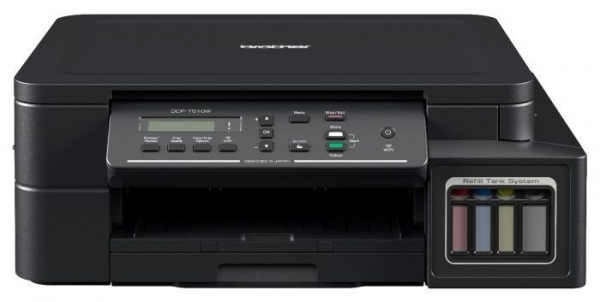 Imprimanta multifunctionala inkjet Brother DCP T510W InkBenefit Plus 3-în-1 0