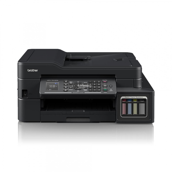 Imprimanta multifunctionala inkjet Brother DCP T910W InkBenefit Plus 4-în-1 0