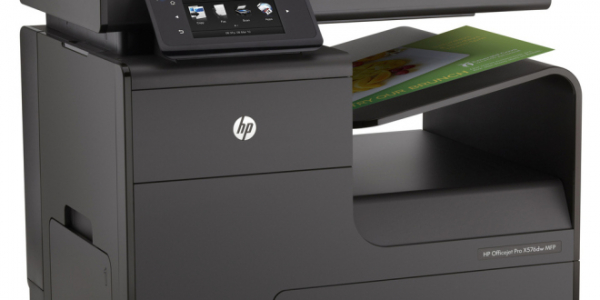 Imprimanta multifunctionala inkjet HP Officejet Pro X476 DW + cartuse refill 2