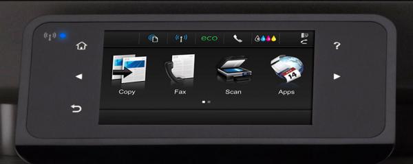 Imprimanta multifunctionala inkjet HP Officejet Pro X576 DW 5