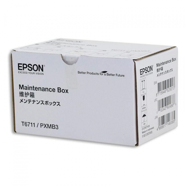 Maintenance Box Epson T6711 [0]