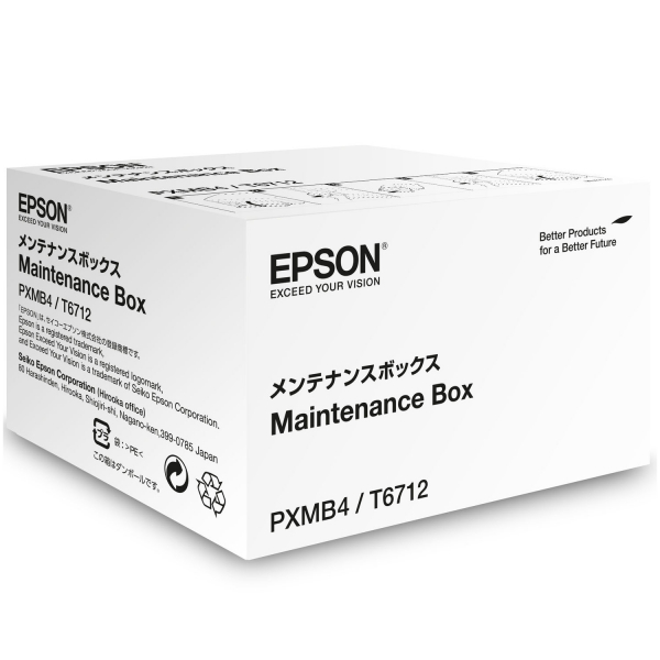 Maintenance Box Epson T6712 0