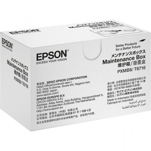 Maintenance Box Epson T6716 0