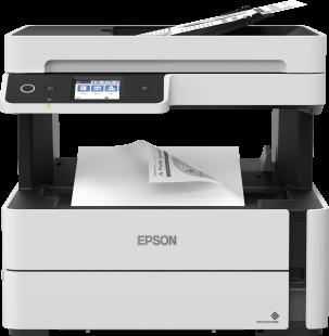 Multifunctional Monocrom Epson EcoTank M3140 0