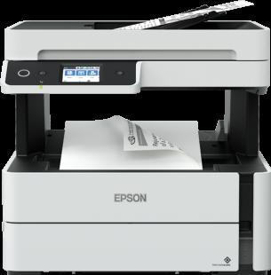 Multifunctional Monocrom Epson EcoTank M3170 0