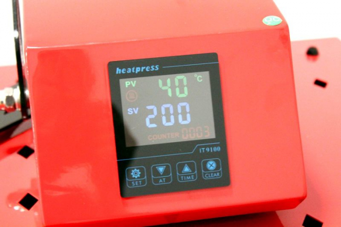 Presa termica SpotLine platan mobil 40 x 50 cm [6]