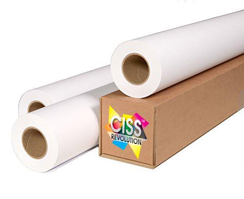 Rola canvas Artdefinition bumbac, mat, waterproof, 610mm, 350gr/mp, 18m 1