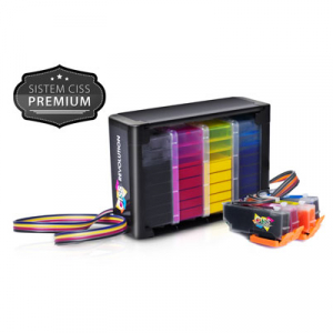 CISS PREMIUM HP 6553
