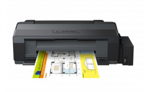 Imprimanta A3+ Epson L1300 CISS din fabrica si cerneala sublimare1