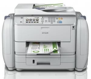 Imprimanta inkjet Epson WORKFORCE PRO WF-R5690DTWF (RIPS)0