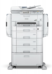 Imprimanta inkjet Epson WORKFORCE PRO WF-R8590 D3TWFC (RIPS)0