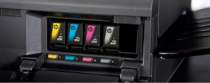Imprimanta inkjet HP Officejet Pro X551 DW + sistem CISS4