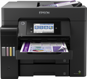 Imprimanta multifunctionala A4 inkjet Epson L65701