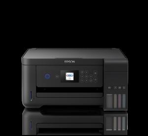 Imprimanta multifunctionala A4 inkjet Epson EcoTank ITS L4160 (cartuse de mare capacitate - CISS din fabrica) [1]