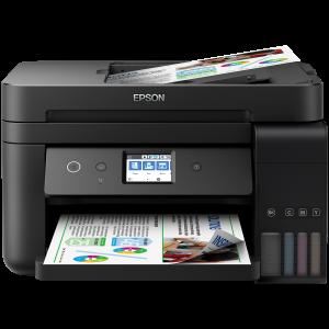 Imprimanta multifunctionala A4 inkjet Epson EcoTank ITS L6190 (cartuse de mare capacitate - CISS din fabrica)1