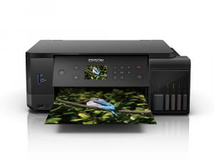 Imprimanta multifunctionala A4 inkjet Epson L7160 (cartuse de mare capacitate - CISS din fabrica)1