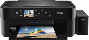 Imprimanta multifunctionala foto Epson L850 (cartuse de mare capacitate - CISS din fabrica) [1]