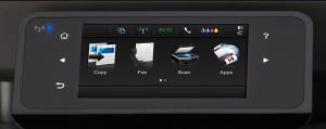 Imprimanta multifunctionala inkjet HP Officejet Pro X576 DW5
