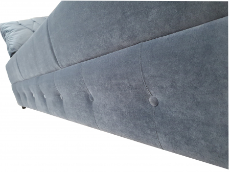 Canapea extensibila Mira,240x92x90cm,gri [1]