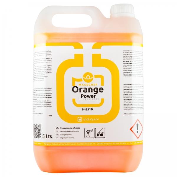 Degresant puternic Orange Power, 5L 0