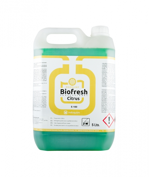 Detergent pardoseala Biofresh Citrus, 5L 0