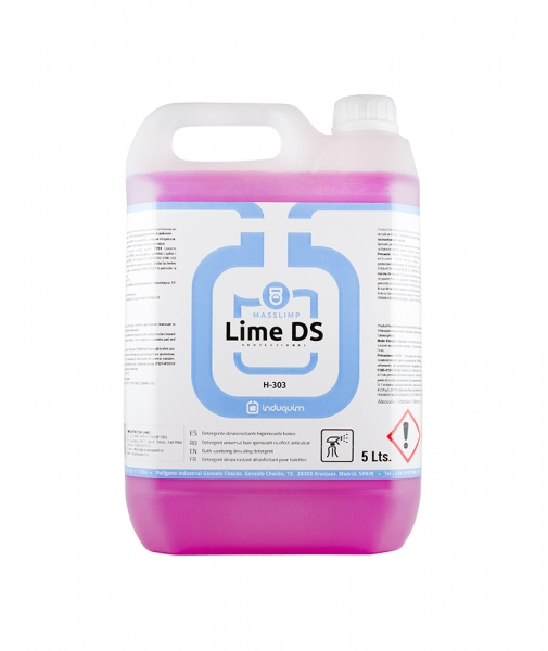 Detergent baie Lime Ds,  5L 0