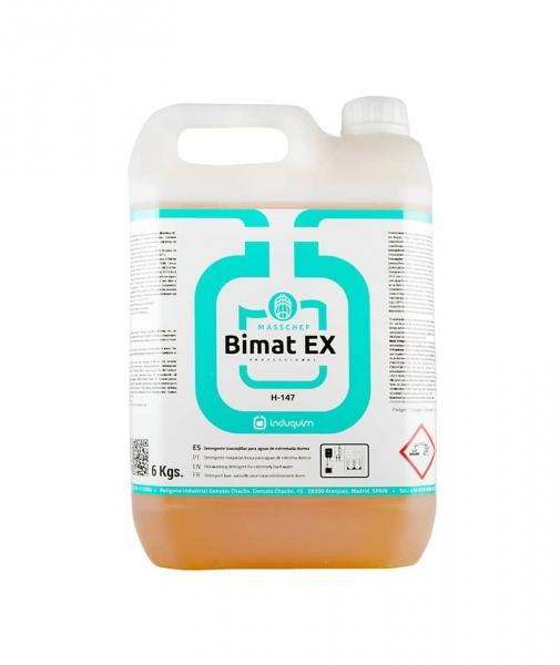 Detergent vase automat apa foarte dura Bimat EX, 6 kg 0