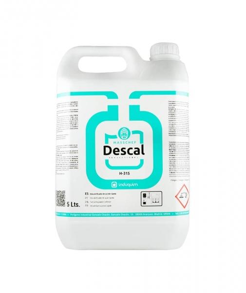 Anticalcar cu actiune rapida, Descal, 5L 0